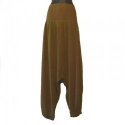 Plain long harem pants - Different colors