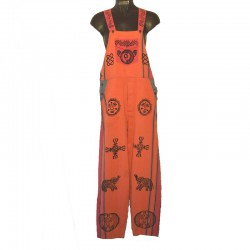 Ethnic overalls - 6 us size - Different pattern and colors