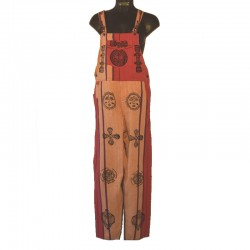 Ethnic overalls - 10 us size - Different pattern and colors