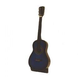 Mini Acoustic Guitar H 24 cm - model 21