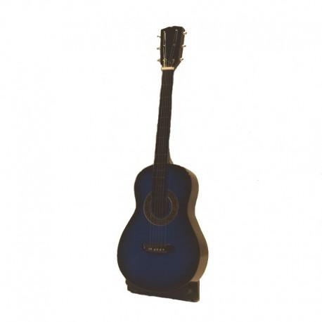 Mini guitare acoustique H24 cm - modèle 21