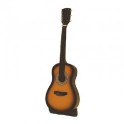 Mini guitare classique H24 cm - modèle 20
