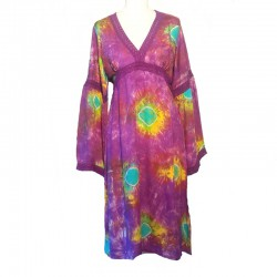 Ethnic long tunic - Different colors