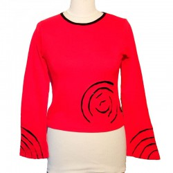 Cotton spiral T shirt long sleeves - Different colors
