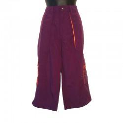Pantacourt femme toile de Parachute - Différentes couleurs