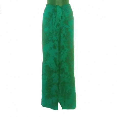 Rayon pant - Green