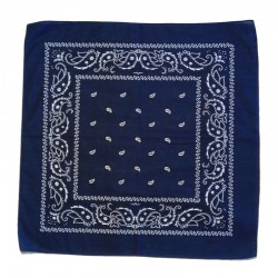 Blue night bandana