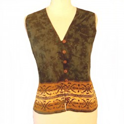Rayon sleeveless top - Different sizes and colors