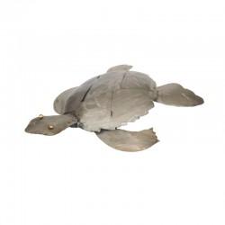 Metal turtle L35 cm