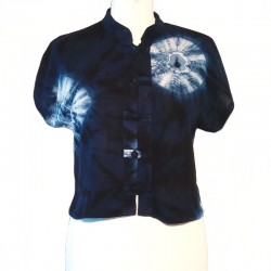 Rayon Tie and Dye Top - Different sizes and colors