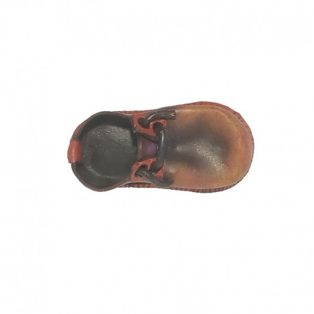 Barrette résine chaussure