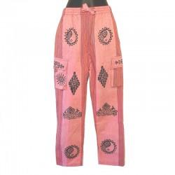 Pantalon ethnique Népal - Taille S - Différents modèles