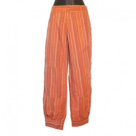 Rust Aladdin style pants - Different sizes