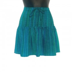 Rayon short skirt free size - Different colors