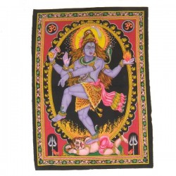 Wall hanging medium - Shiva dancing