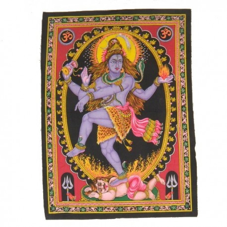 Wall hanging medium - Shiva dance